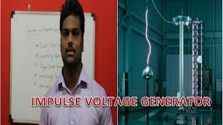 "LECTURE ON ""IMPULSE VOLTAGE GENERATOR"""