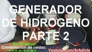 Tutorial Generador de Hidrogeno Parte 2 Ahorra Gasolina Smack Booster -HHO- Ahorrar Dinero