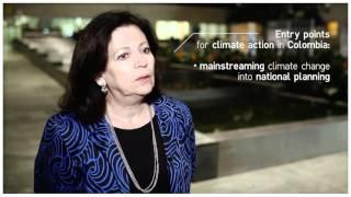 Integration of Climate Change into Development Strategies - Interview with Marianela Curi