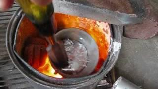 Backyard Metalcasting Foundry