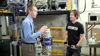 nasa.SCVTV.com 4/26/2012 NASA-360 #24: Flywheel Energy Storage