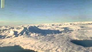 Arctic Sea Ice melt in 2011