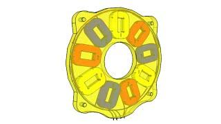 DIY Axial Flux Stator Wiring/Soldering