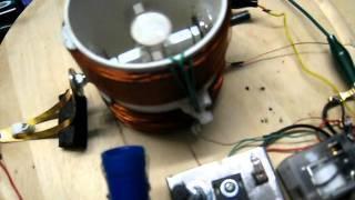 self charging newman motor with bedini circuit