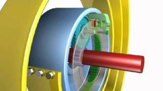 The Kinetic Energy Storage