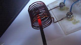 simple induction heater