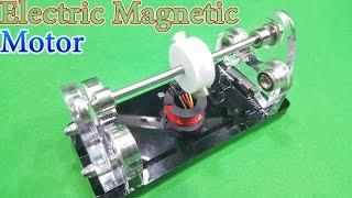 Super Bedini Motor Electric Magnetic no sound when in operation