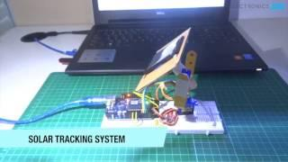 Arduino Based Solar Tracking System