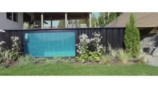 Shipping Container Pool   Modpools