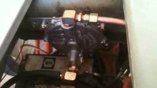 Ford 8N on propane with geet reactor
