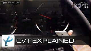 What is a CVT? - Continuously Variable Transmission Explained - Should I buy a CVT?