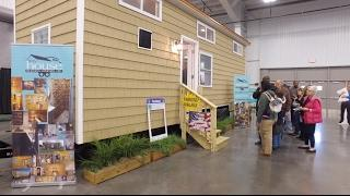 Tiny House Building Company  2017 VA Home Show