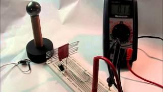DIY Wireless Power - Part 5: DIY Simple Rectennas!