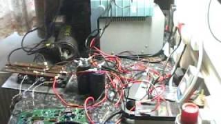 BMW EV conversion 09 Control Experiment 2