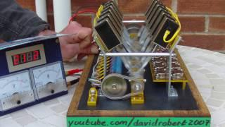 V12 Solenoid Engine