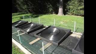 Solar Pool Heater (DIY)