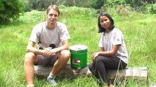 4000 Efficient Stoves for Madagascar - Earth Hour Blue
