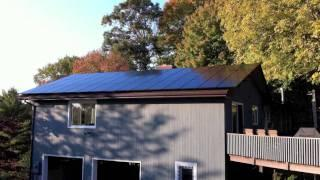 BeFree Solar  Sunpower Solar System with micro inverters