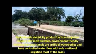 SUCCESS STORY OF WORLD'S FIRST HYDROKINETIC TURBINE( VARUN- III)