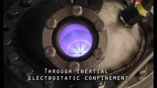 Inertial Electrostatic Confinement Fusion Reactor Mk. II