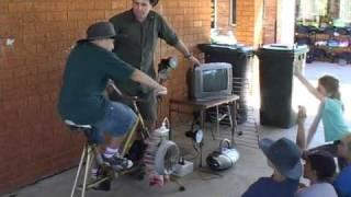 Exercise Bike Generator