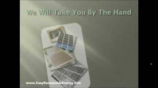 Solar Energy System DIY Renewable Green Energy