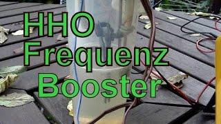 HHO Wasserstoff Booster Hydroxy Booster test