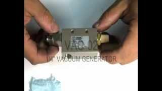 Series VAC - Vacuum Generator