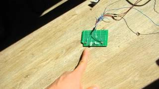 Simple Single Axis DIY Arduino Controlled Solar Tracking Solar Panels