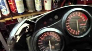 Honda CBR600 EV Conversion 08 Update