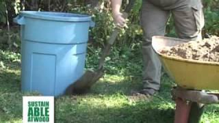 DIY Backyard Pet Waste Digester
