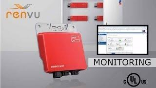How To Use The SMA Micro Inverter Gateway Online Monitoring