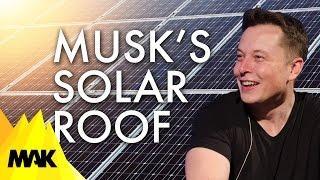 Elon Musk's (SolarCity's) Solar Roof
