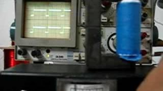 Lawton Mosfet driving a transformer