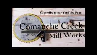 Comanche Creek MillWorks Kiln
