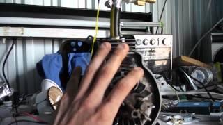 2 STROKE ENGINE CONVERSION TO STEAM ENGINE !!!