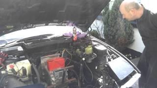BMW E31 840CI EV Conversion 17 : Power Steering 02
