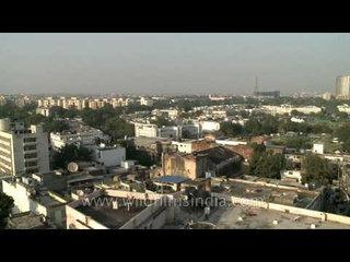 Solar roof-top energy sources in New Delhi
