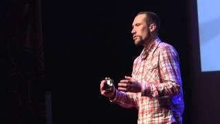 How smart grids might help our world economy: Erik Pihl at TEDxGöteborg