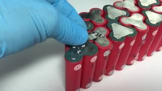 How to build a 52V 10AH lithium battery with Maker Batteries