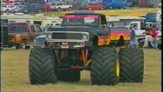 Dual Duel HHO Presents Petron Monster Truck
