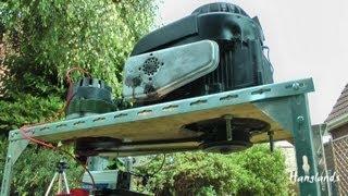 Lawnmower Generator