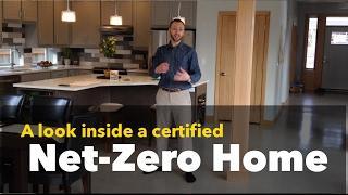 Neighborhood Highlight - Net Zero Home