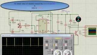 PWM generator and motor speed control