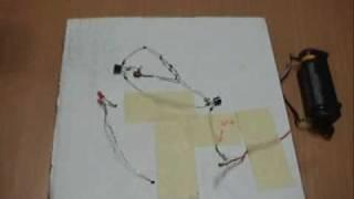 Super Joule Thief - RLC resonant circuit.