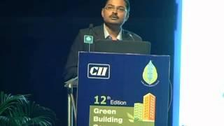 Video clip of my presentation at Green Building Congress 2014 - Praveen Soma
