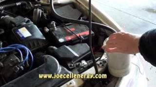 Joe cell installation video