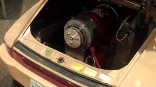 400 HP Porsche; full electric conversion: WMNF News