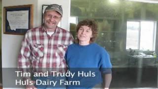 Dairy Farm: Methane Digester