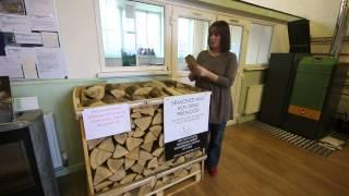 Why Kiln Dried Firewood?
